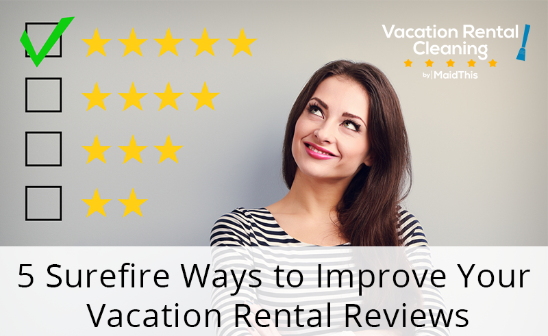 vacation rental reviews