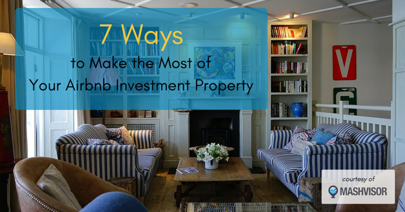airbnb investment property