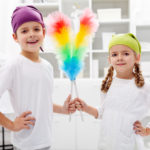 Cleaning service Lake Forest tips: fun cleaning with kids