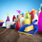 Cleaning services Culver City - organizing cleaners