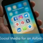 airbnb social media