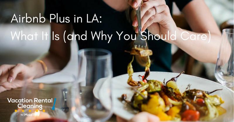airbnb plus LA