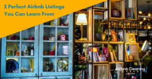 improve airbnb listing