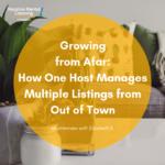 remote airbnb management LA