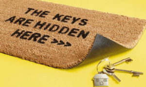 How to check guests in remotely - Hidden keys