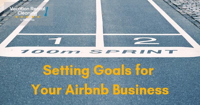 set goals airbnb