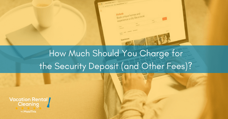 airbnb deposit fees for hosts