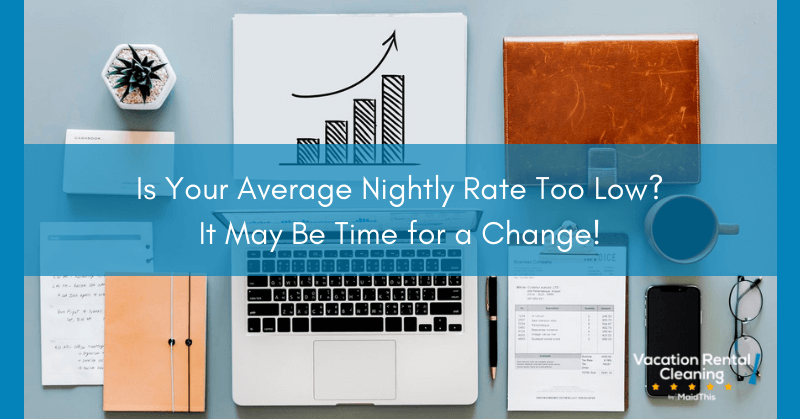 airbnb lower average nightly rate