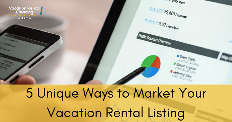 market vacation rental