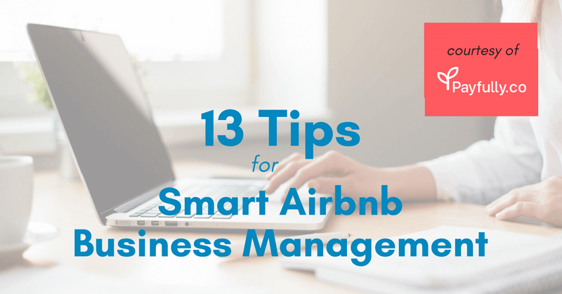 13 tips Smart Airbnb