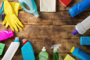 Is it better to clean one room at a time