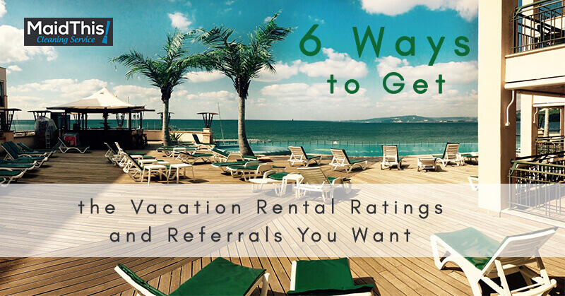 vacation rental referrals