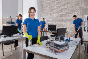 Where can I schedule the top corporate house cleaning service in Los Angeles