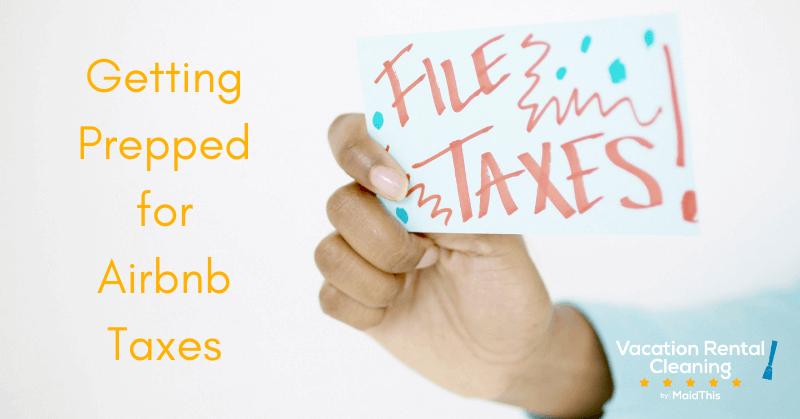 airbnb tax prep