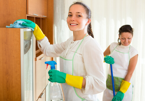 find cleaners in Los Angeles
