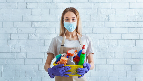 cleaning services in West Los Angeles
