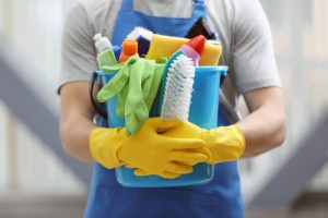 What supplies do I need for house cleaning