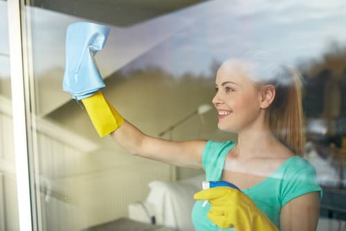 What are some common cleaning myths
