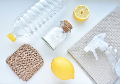 What is the best homemade cleaning solution